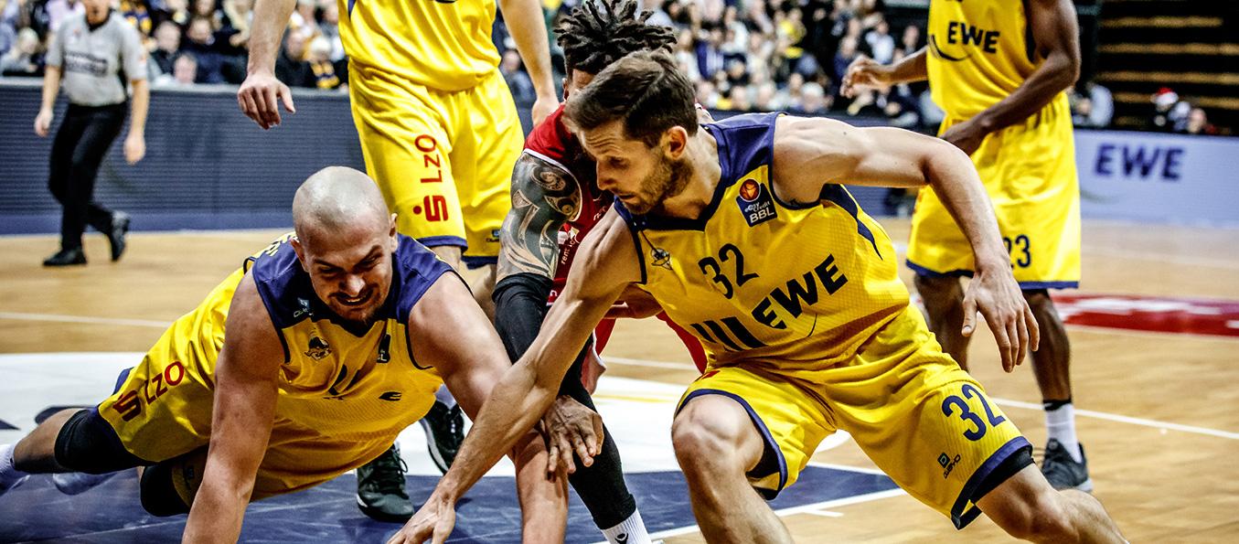 Ewe Baskets Treten Bei Alba Berlin An: Verfolgerduell birgt reichlich  Brisanz