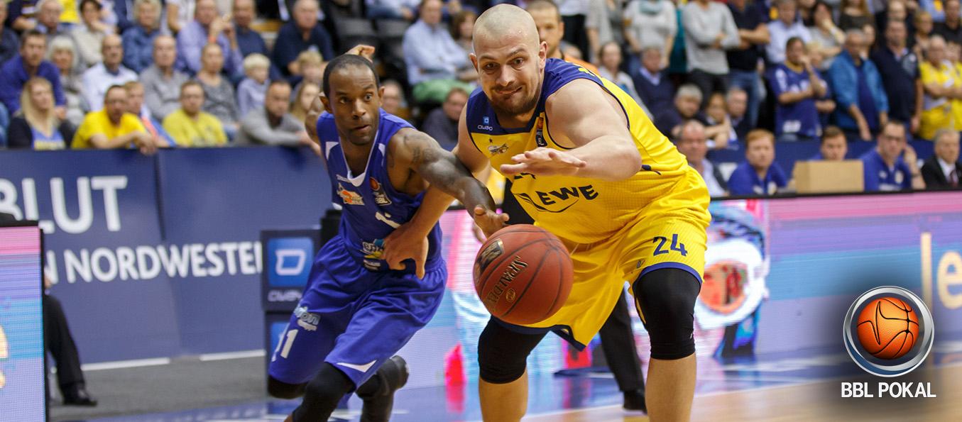Ewe Baskets Oldenburg News Losglück Heimspiel In Der Ersten