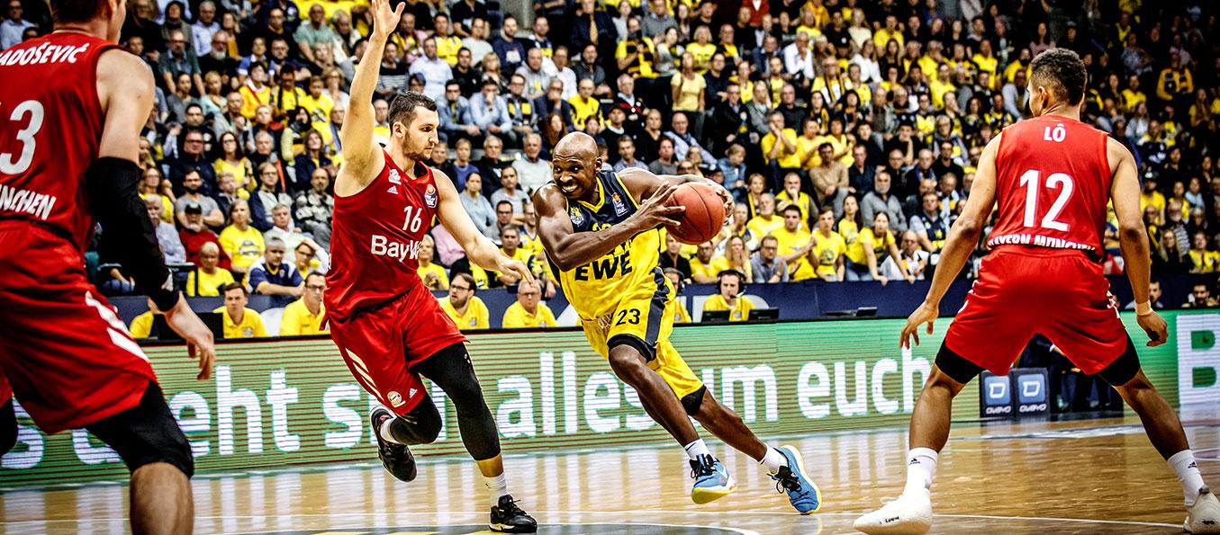 Oldenburg Ewe Baskets